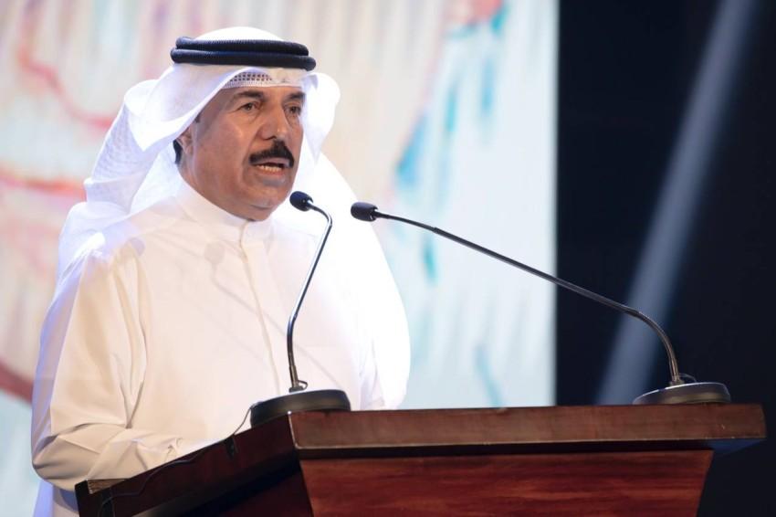 علي عبيد الهاملي نائب رئيس مجلس إدارة ندوة الثقافة والعلوم