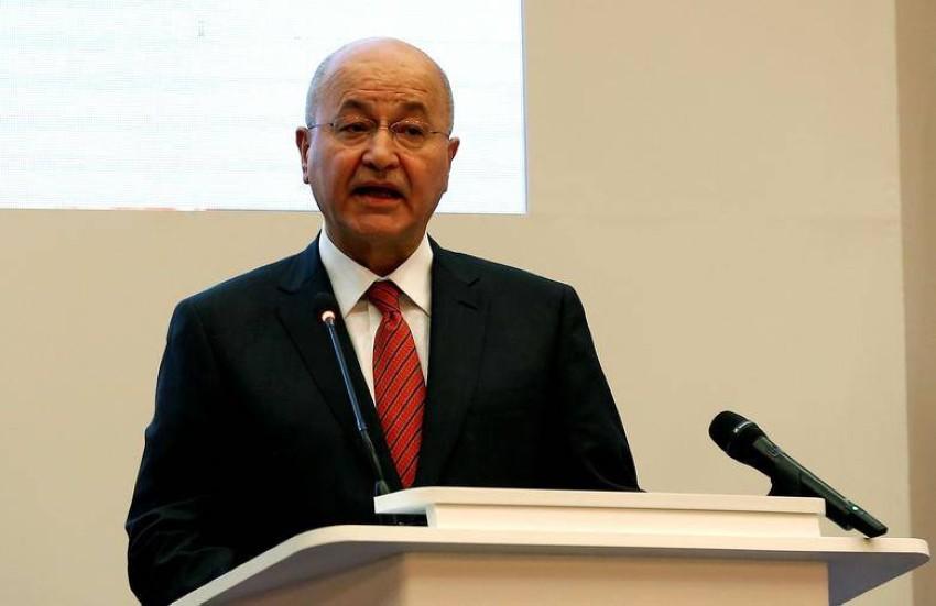 الرئيس العراقي. (رويترز)