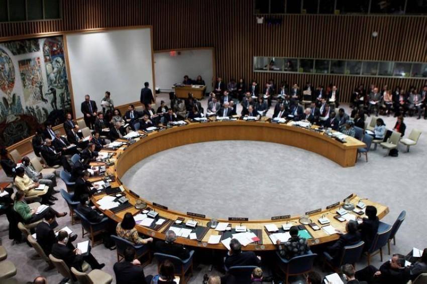 مجلس الأمن. (رويترز)
