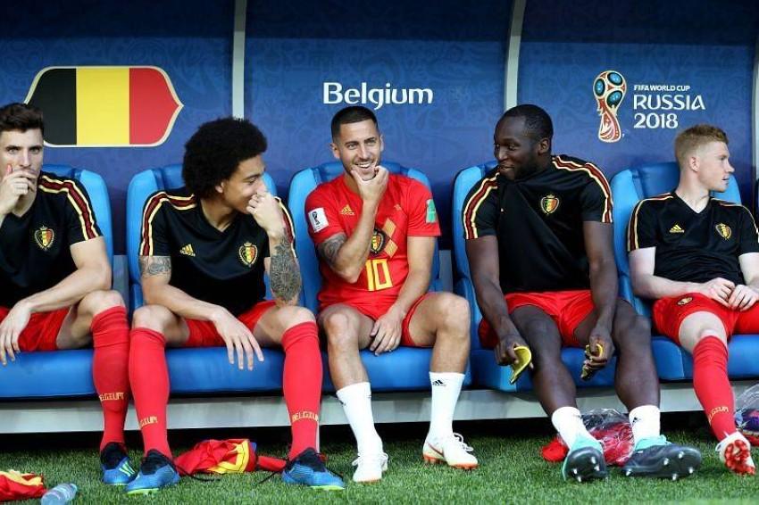 منتخب بلجيكا. (سبورتس كيدا)