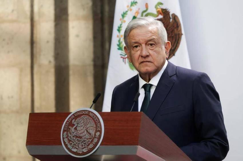 الرئيس المكسيكي. (رويترز)