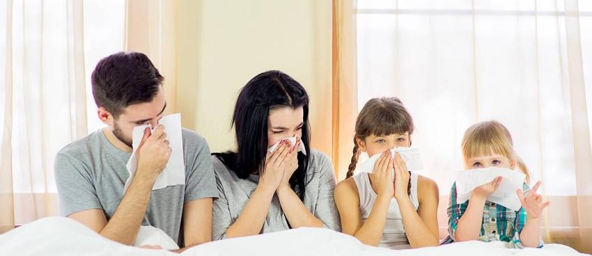 علاج منزلي للحساسية