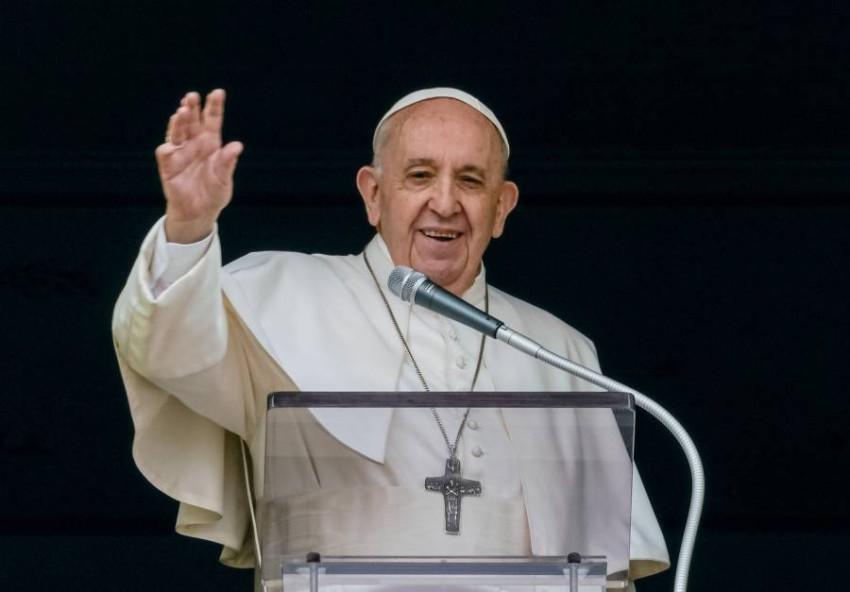 البابا فرنسيس - أب.