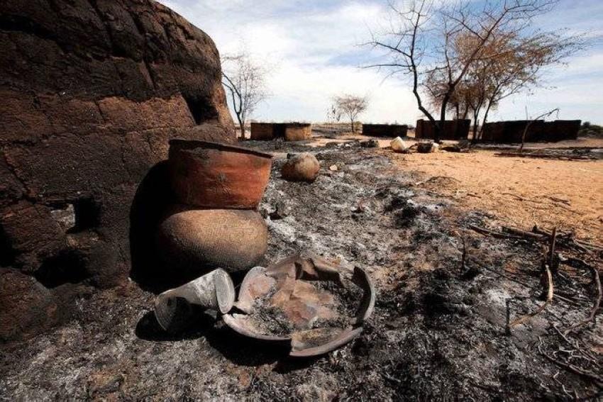 أصبحت أعمال العنف أكثر شيوعاً منذ العام الماضي في دارفور. (أ ف ب)