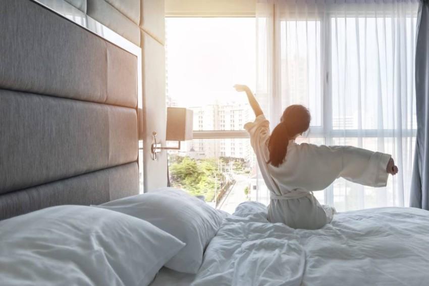 حسن بيئة نومك.