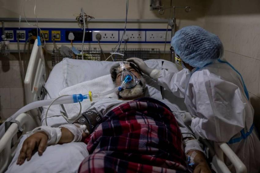 الوباء فاقم من الظروف نتيجة الافتقار للقيادة الحكومية والاستثمار في البنية التحتية الصحية - رويترز.