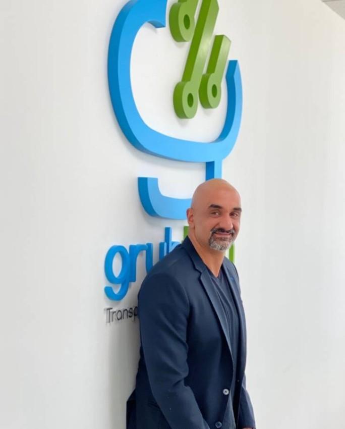 محمد الفايد الرئيس التنفيذي لشركة grubtech