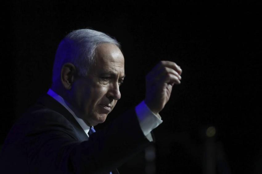 رئيس الوزراء بنيامين نتنياهو - أب.
