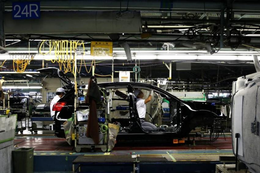 شركات تصنيع سيارات
