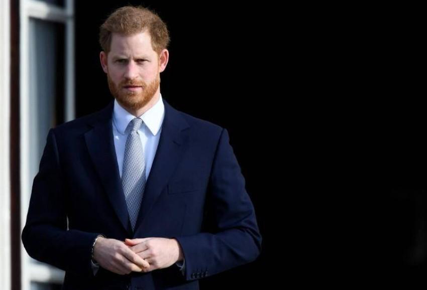الأمير هاري. (رويترز)