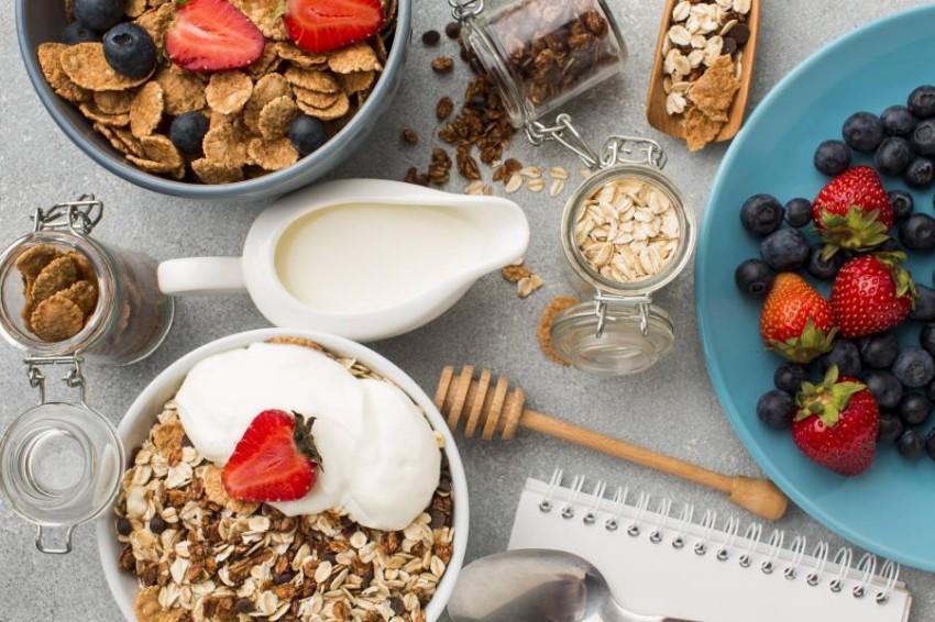 الحبوب الكاملة أساسية بنظامك الغذائي