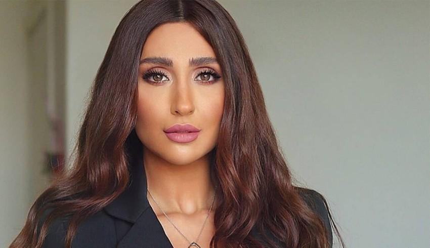 الممثلة اللبنانية جيسي عبدو