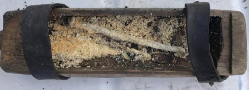 الصندوق الخشبي