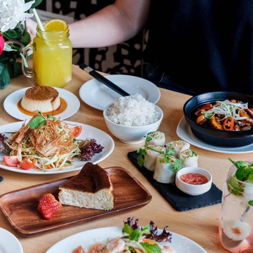 الطعام في Vietnamese Foodies
