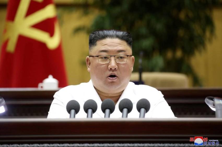 كيم جونج أون. (رويترز)