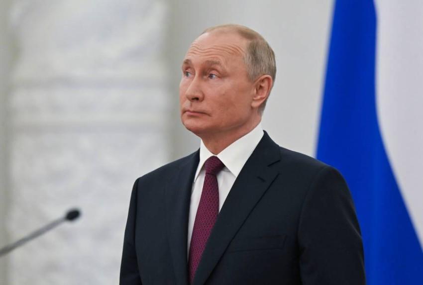 الرئيس الروسي فلاديمير بوتين - رويترز.