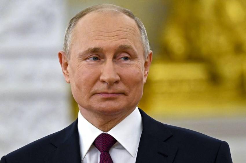 الرئيس الروسي. (أ ب)