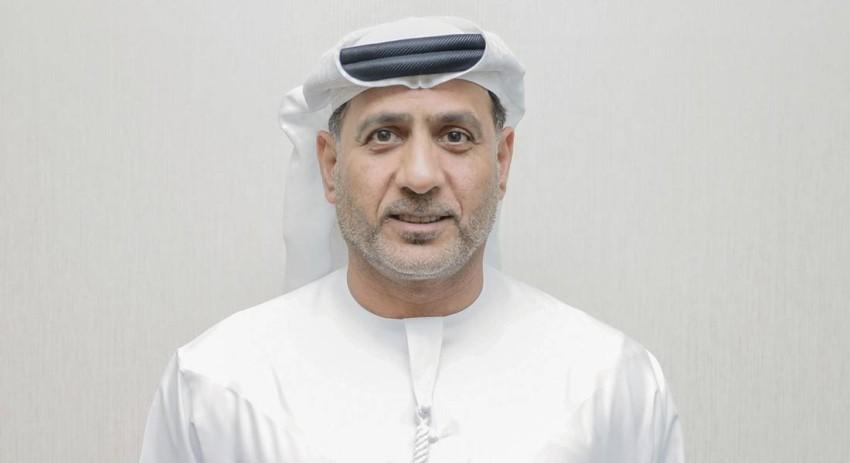 عبدالمنعم السيد الهاشمي رئيس اتحاد الإمارات للجوجيتسو والفنون القتالية المختلطة. (من المصدر)