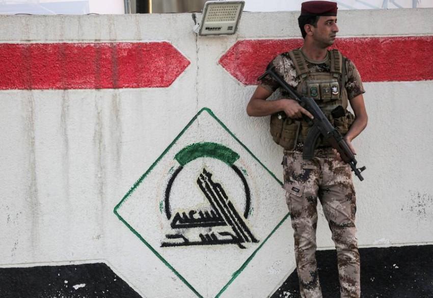 العملية تأتي للتفتيش عن بقايا عصابات داعش الإرهابية. (أ ف ب)
