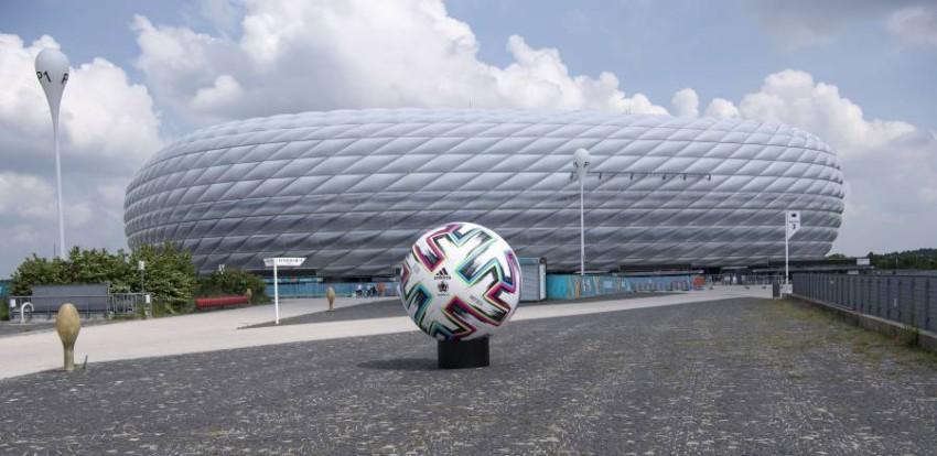 ميونيخ جاهزة لاستضافة مباريات يورو 2020. (إ ب أ)