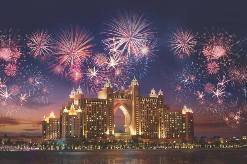 صيف دبي 2021 ينطلق أول يوليو المقبل. (أرشيفية)