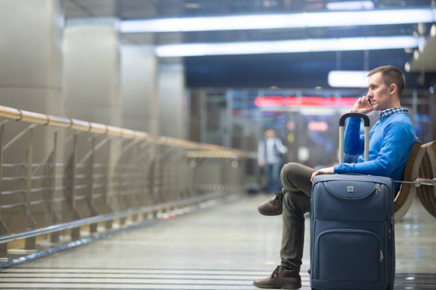 السفر بمفردك