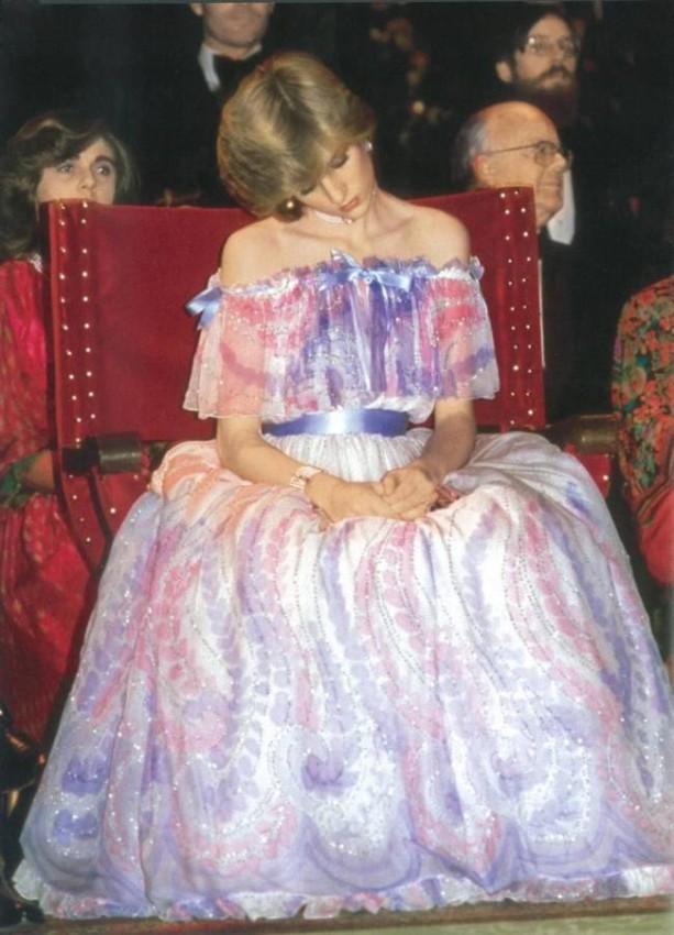 فستان ديانا