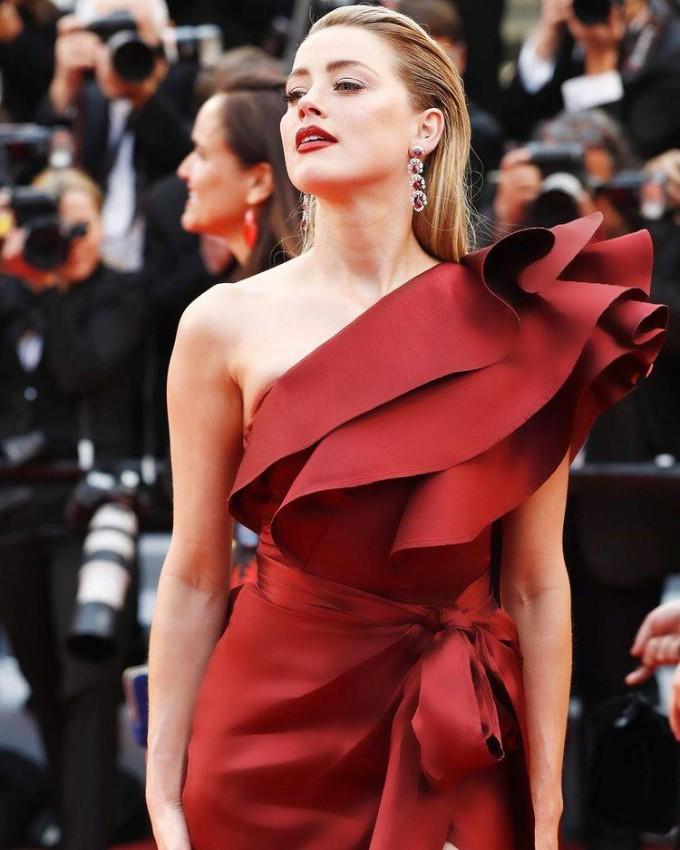 Amber Heard مهرجان كان 2029