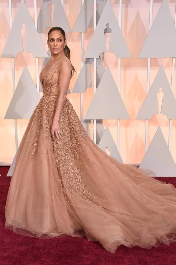 Jennifer Lopez جينفر لوبيز أوسكار 2015