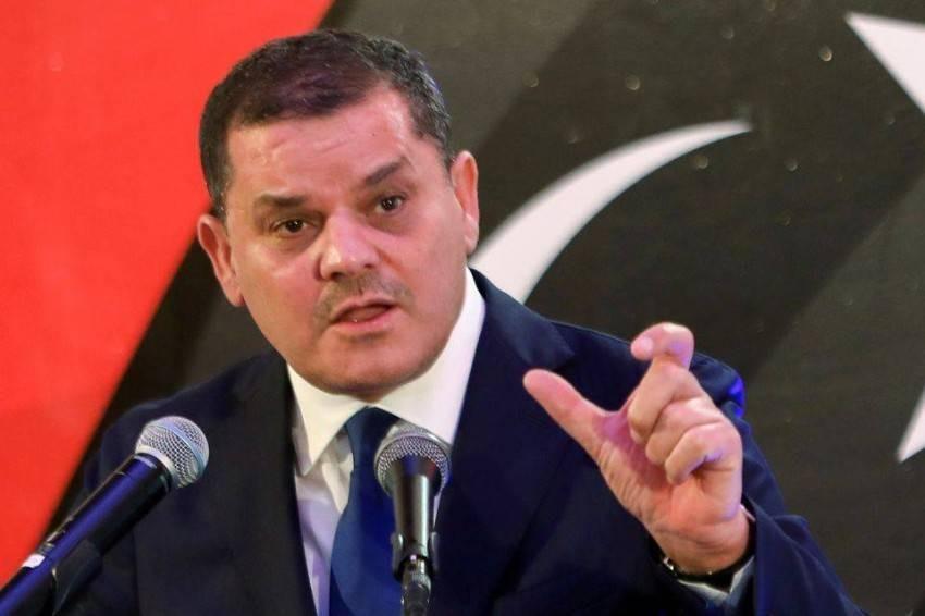 رئيس حكومة الوحدة الوطنية الليبية. (رويترز)