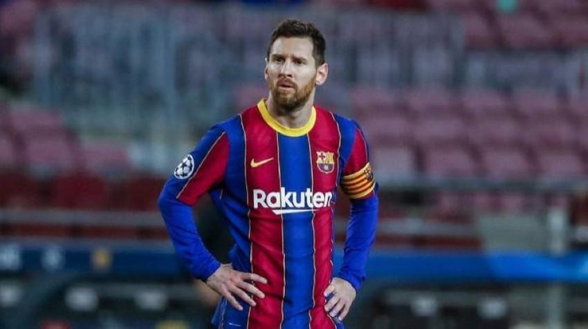عقد ميسي الجديد يؤرق برشلونة (AP)