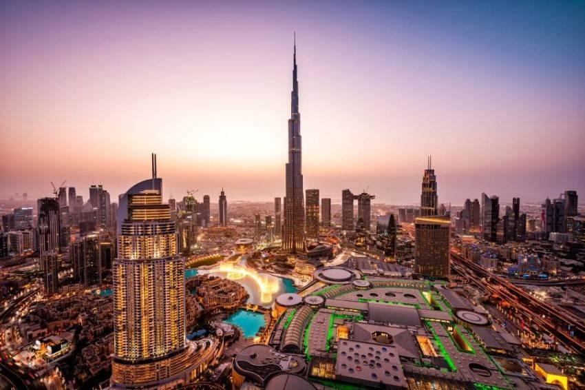 مدينة دبي / برج خليفة