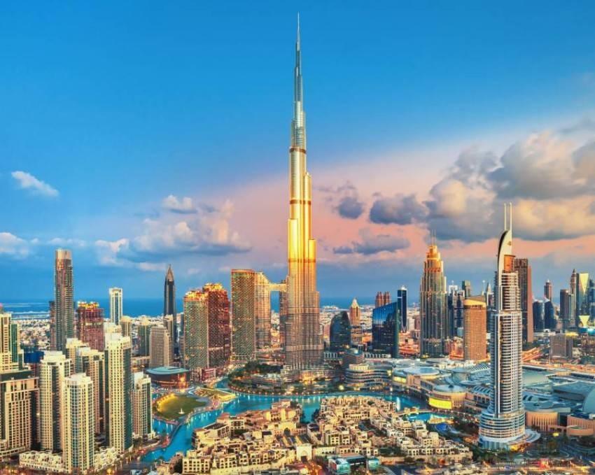 برج خليفة الأعلى في العالم