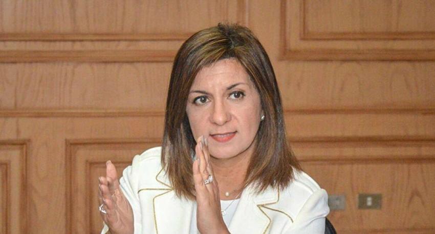 نادية مكرم.(أرشيفية)