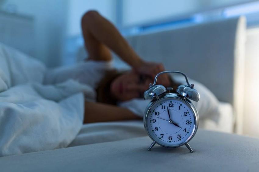 اضطراب مواعيد النوم