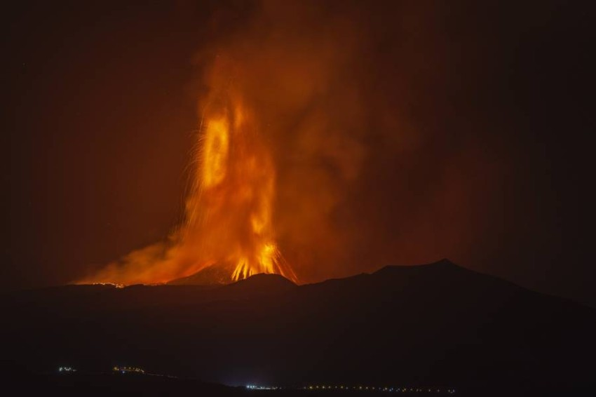 احترق نحو ثلاثين منزلاً وحظائر زراعية وإسطبلات ودمرت حقول زيتون بأكملها - أب.