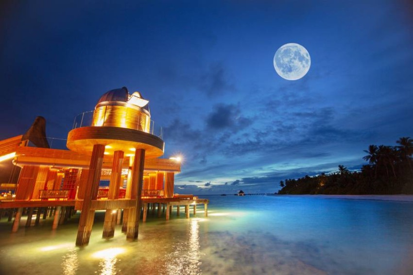 Anantara Kihavah - Full Moon Dinner and Stargazing