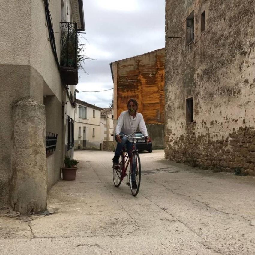 ركوب الدراجة من إيتزيار إيتونو
