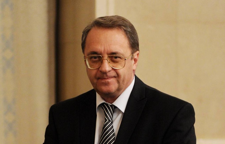 ميخائيل بوجدانوف. (أ ب)