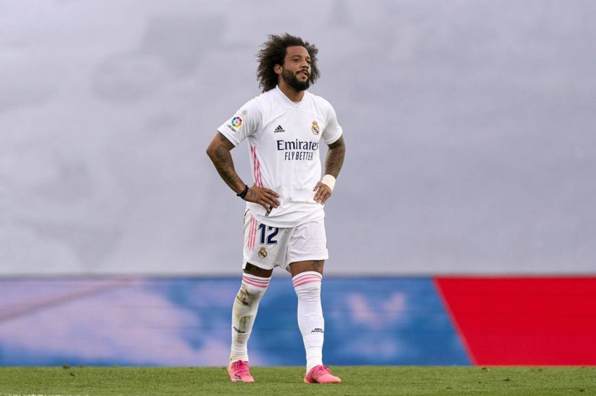 مارسيلو لاعب ريال مدريد (ماركا)