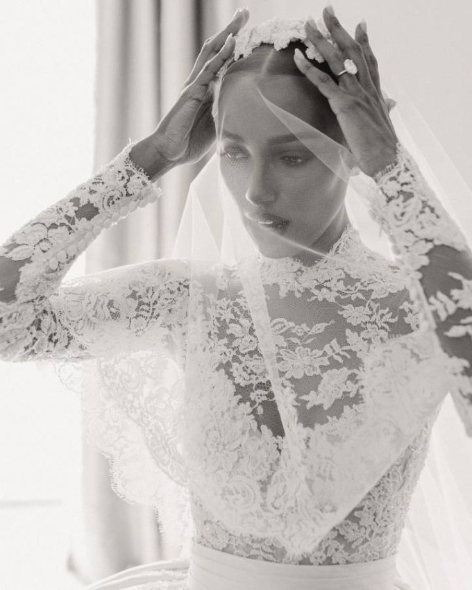 فستان زفاف جاسمين توكس