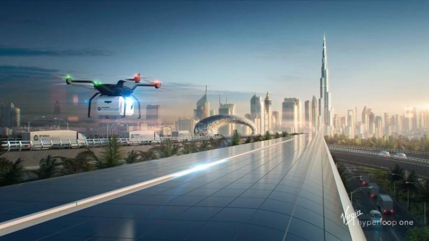 الإمارات رائدة في توظيف التكنولوجيا والذكاء الاصطناعي لتحسين جودة الحياة. (أرشيفية)