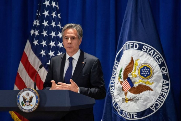 وزير الخارجية الأمريكي. (رويترز)