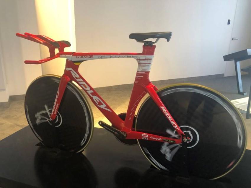 الدراجة البلجيكية