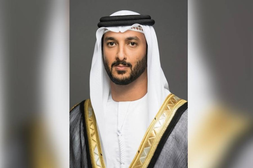 وزير الاقتصاد عبدالله بن طوق المري