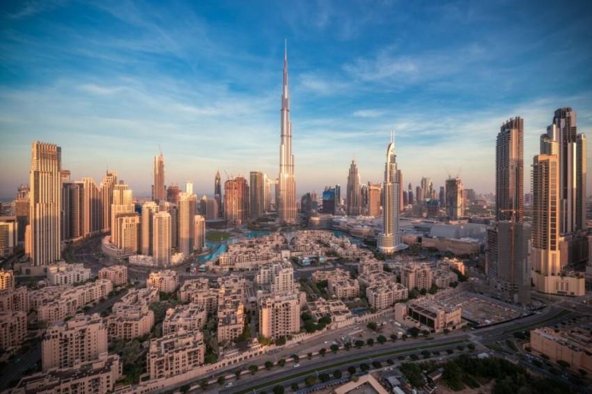 ارتفاع التمويلات البنكية لعقارات دبي يعكس تزايد الثقة بالقطاع.(أرشيفية)