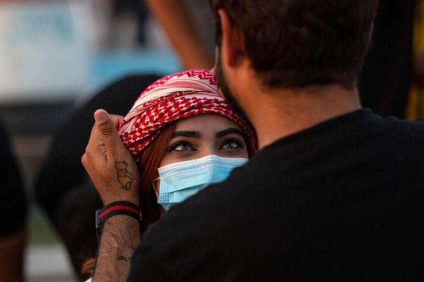 تردي الاقتصاد أكثر الأشياء المُحطمة للشباب العراقي. (أ ف ب)
