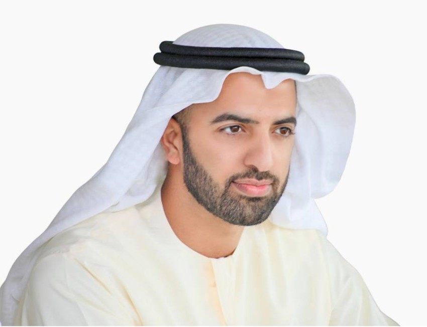محمد بن سعود بن صقر القاسمي.