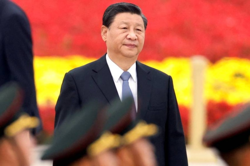 الرئيس الصيني - رويترز.