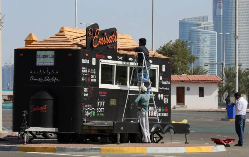الإمارات أطلقت محفزات عديدة لدعم المشاريع الصغيرة. (أرشيفية)